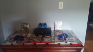 Consoles and game