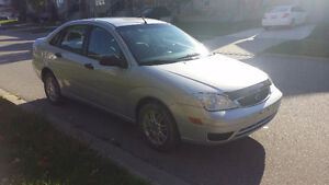 2006 FORD FOCUS SAFETY E-TESTED 1 OWNER