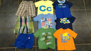 Box of 2 year old Boy summer cothes