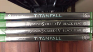 Titanfall, Dragon Age Inquisition & Assassins Creed Black Flag
