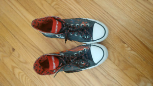 Harely Quinn Shoes ~ BARELY WORN