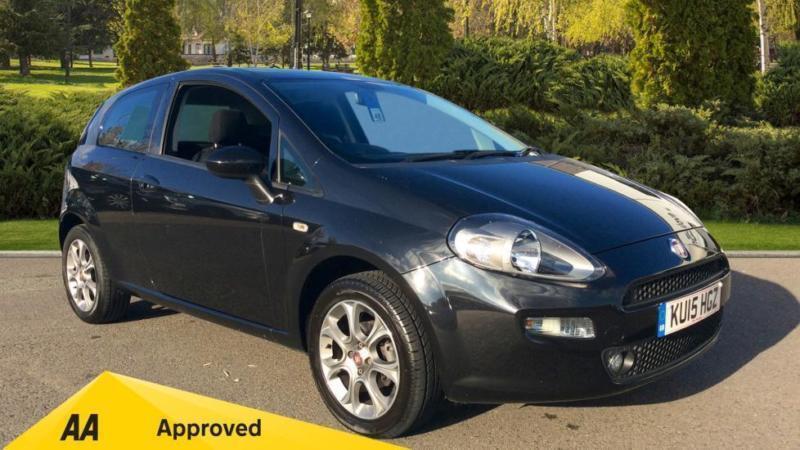 2015 Fiat Punto 1 4 Easy 3dr Manual Petrol Hatchback In