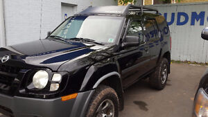 2003 Nissan Xterra SE Supercharged SUV, Crossover