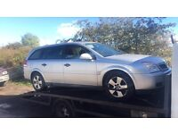 Vauxhall vectra 2.0 dti BREAKING