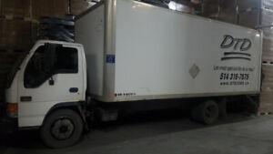 GMC 5500 2004