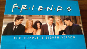 FRIENDS COMPLETE SEASON 8 (RARE HARD TO GET) DVD COLLECTOR SET