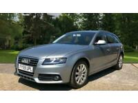 2009 Audi A4 2.0 TDI 143 SE 5dr Auto with R Automatic Diesel Estate
