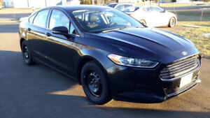 2013 Ford Fusion SE with Remote Starter