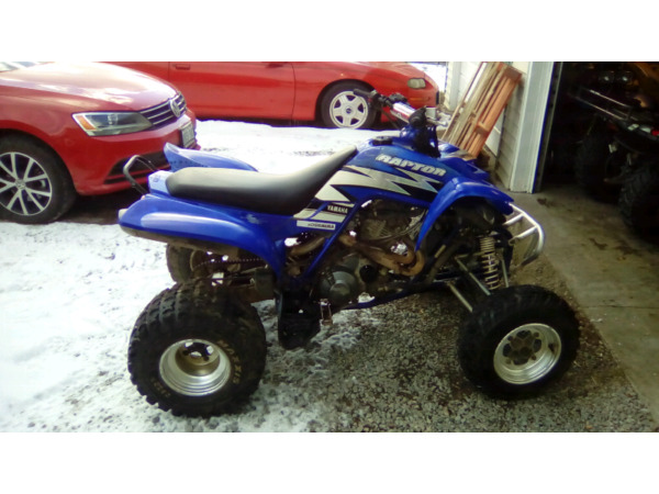Used 2001 Yamaha Raptor