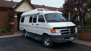 2003 Roadtrek Versatile 190 For Sale.