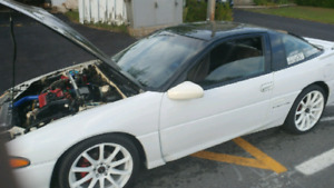 "1993 EAGLE TALON TURBO AWD "" PRO STREET / RACE """