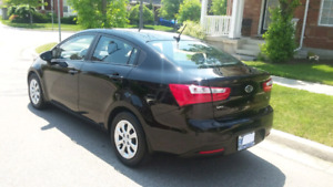 2013 Kia Rio Excellent condition with (Safety - e test) 98000km