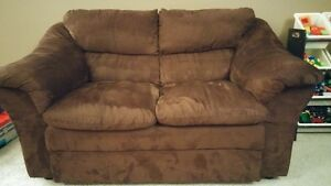 Couch, loveseat and chair - Excellent condition