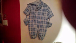 Boys snow suit