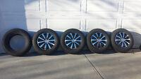 Honda Ridgeline Winter Tires 235/65R17