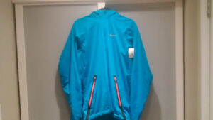 Light Blue Nike Jacket