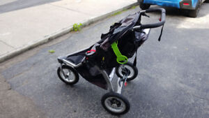 Bob Revolution Stroller (like new)