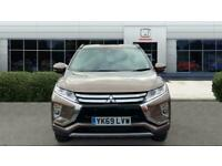 2019 Mitsubishi Eclipse Cross 1.5 3 5dr Petrol Hatchback Hatchback Petrol Manual