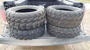 Carlisle ATV tires