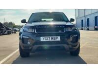 2017 Land Rover Range Rover Evoque 2.0 eD4 SE Tech 5dr 2WD SUV diesel Manual