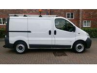 Vauxhall Vivaro 2.9 T 1,9DI SWB X BT FLEET F/S/H 1 OWNER ///