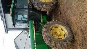 tractor and equipment for sale