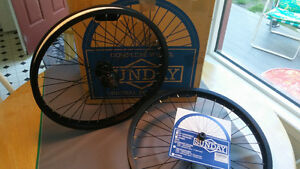 """Sunday 20"""" BMX. Thunder Series Complete Wheel. New in box"""