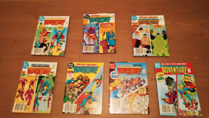 DC Comics - 16 PaperBacks