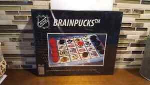 Brainpucks NHL Hockey Strategy Game