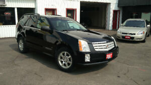 2007 Cadillac SRX 4 AWD FULLY LOADED AND CERTIFIED!
