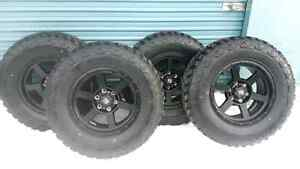 """4 ALL NEW 6x135 - 17"""" WHEELS & TIRES"""