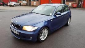 BMW 1 Series 5dr DIESEL MANUAL 2007/07