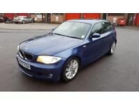 BMW 1 Series 5dr DIESEL MANUAL 2007/07