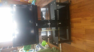 High Quality TV Stand with mount for Flat Panel TVs Up to 55 Inc