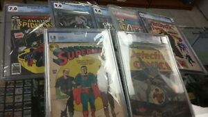 Key issues and bulk Comic books for sale! (Downtown Bowmanville)
