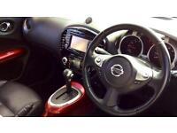 2014 Nissan Juke 1.6 Tekna CVT Automatic Petrol Hatchback