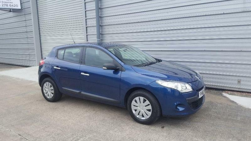 2010 renault megane 1 6 vvt generation 5dr in southside glasgow gumtree. Black Bedroom Furniture Sets. Home Design Ideas