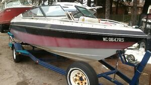 1988 Rinker 185 bowrider For parts