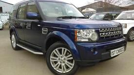 2010 LAND ROVER DISCOVERY 4 TDV6 HSE RARE IN THIS COLOUR IN HSE STUNNING