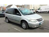 2004 Chrysler Voyager Diesel Anniversary 7 Seater From £3,495 + Retail Package M