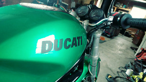 Ducati Monster 800 i.e Streetfighter