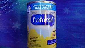 Enfamil concentrated liquid formula