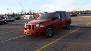 Jeep compass 2009 4x4 north edition