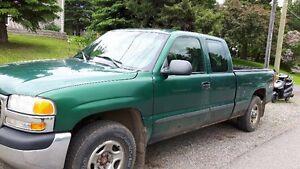 1999 GMC C/K 1500 Pickup Truck