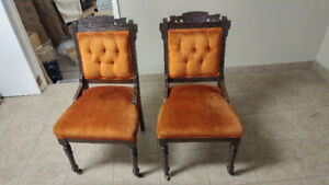 Matching Antique Chairs
