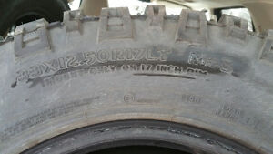 """Two Tire's  33"""" X 12.50 X 17"""