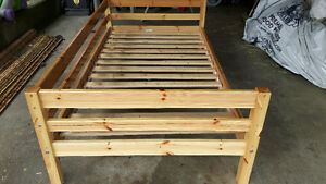 FOR SALE - IKEA Wooden Bed
