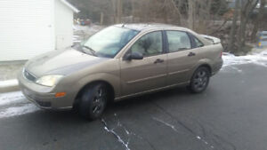 2005 Ford focus 97,000km