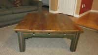larger coffee table