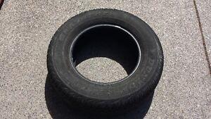 4 - P265 65R17 Dunlop GRANDTREK AT20